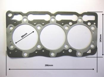 Zylinderkopfdichtung Kubota D1105