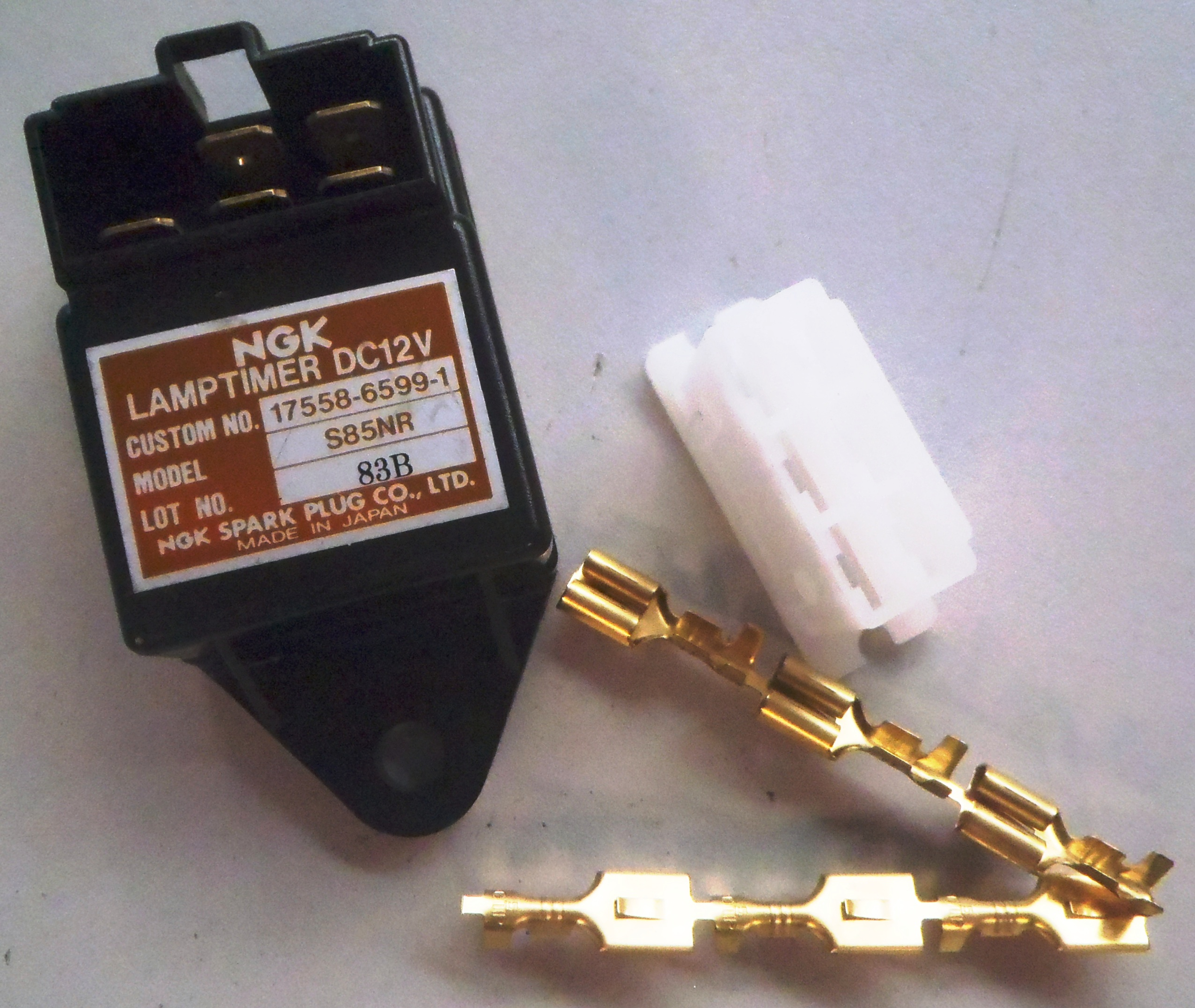 ngk lamp timer related keywords suggestions ngk lamp timer ngk lamptimer 12v zeitrelais 17558 65991 s85nr 6599 1